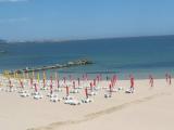 Statiunea Eforie Nord si noua sa plaja